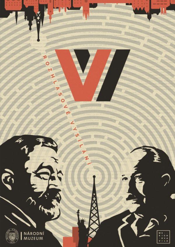 Plakát_Voskovec_Werich